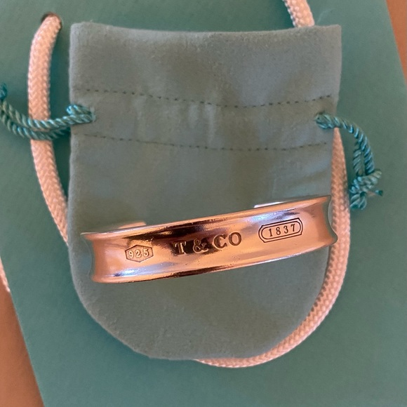 Authentic Tiffany and Co Bangle